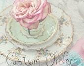 CUSTOM  bridesmaids order for DEB