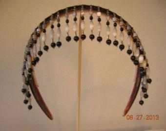 Hanging Beads Hairband