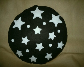 Chocolate Cookie Pillow Italian very cool 100% Felt - made in italy