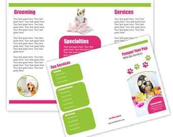 openoffice brochure template - popular items for brochure template on etsy