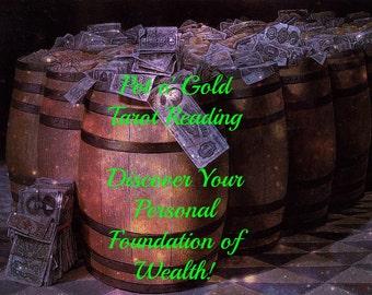 Money, Career, and Wealth Tarot Reading