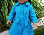 American Girl Classic Coat and Beret