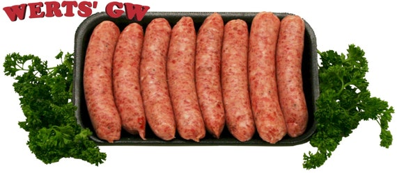how to cook uncooked sausage
