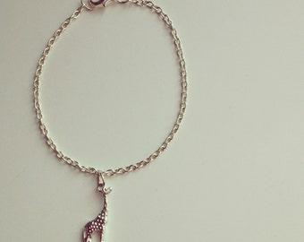 3D giraffe bracelet