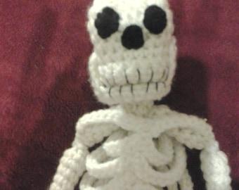 Mr. Bones Real Skeleton
