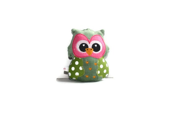 Owlie small embroideryfile