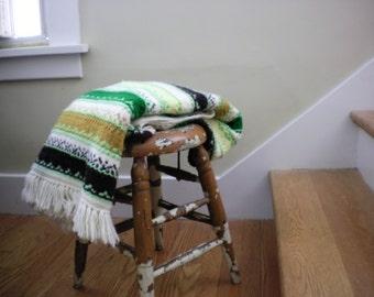 Handmade Knit Afghan