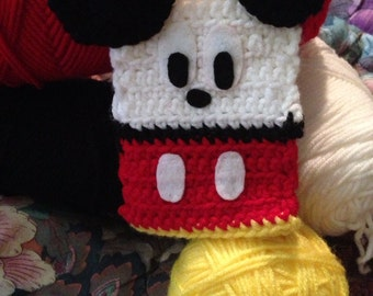 Mickey Mouse Cell Phone Cozy
