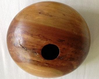 Turned Wood Disc