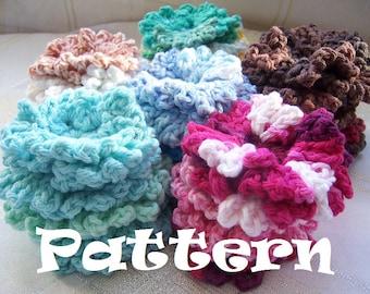 Dish Scrubbie Crochet Pattern
