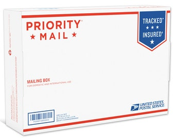 Add Priority mail to your Order to guarentee your item within 1-3 days