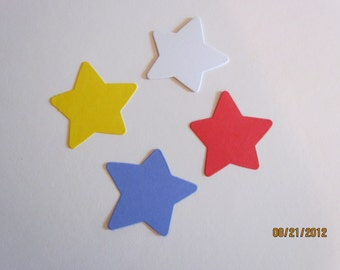 star die cuts