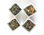 Herbal Tea Sample - choose one - enough for 10 cups with 1tsp