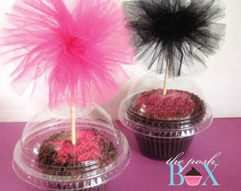 Wedding Cupcake Favor Boxes set of 200
