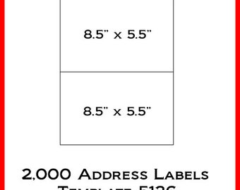 ebay shipping label template - paypal labels etsy