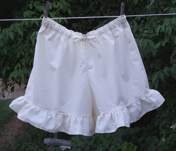 Short BLOOMERS 2X-5X Tap Pants Womens Plus Size Custom Made