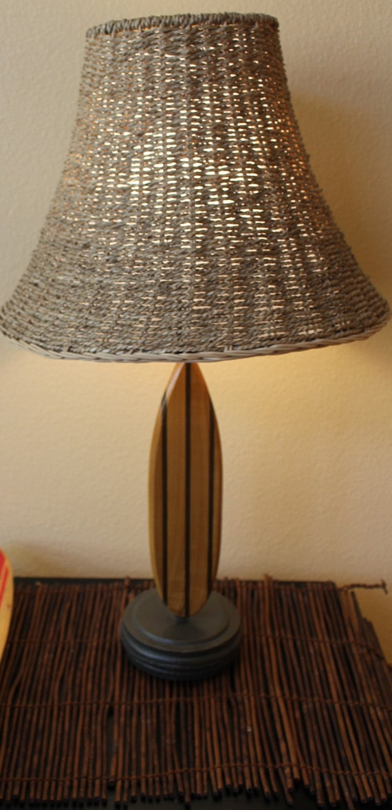 pacific coast lighting table lamp by californiapicks on etsy. Black Bedroom Furniture Sets. Home Design Ideas