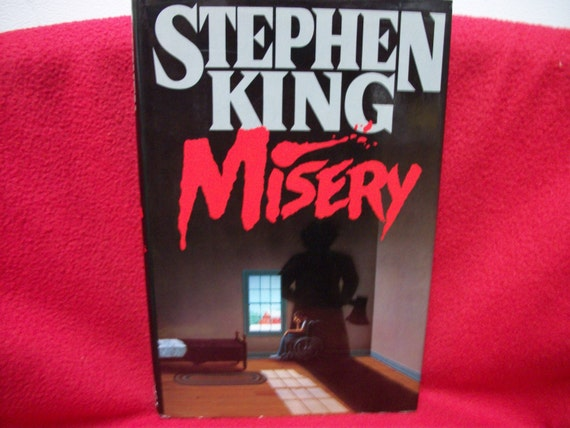an analysis of desperation in stephen kinds misery and beloved by toni morrison A look at the opening two lines to toni morrison novel beloved in their literary analysis morrison was in an act of savage desperation taken.