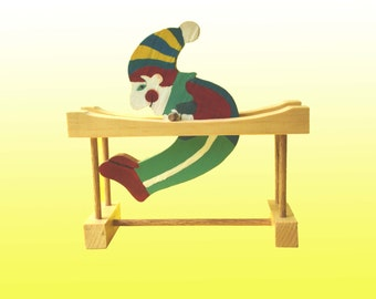 Tumbling Clown