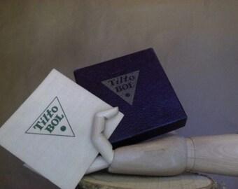 "Fantastic Vintage ""Tilto BOL"" Game Box"
