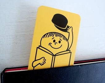 BOB THE BOOKMARK