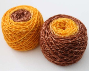 Desperado, Evolution, Hand dyed Sport Sock 85/15 wool/nylon