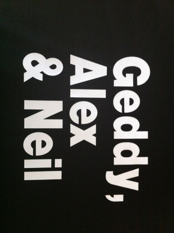 rush fan t-shirt