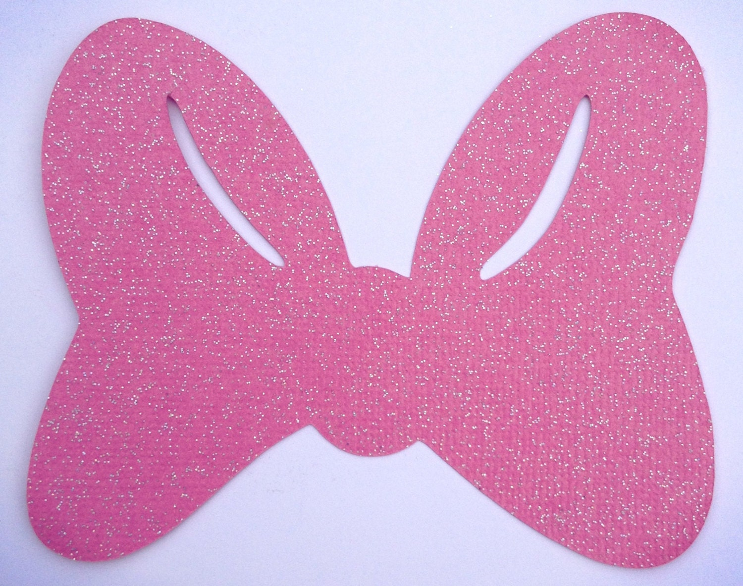 Minnie mouse bow template joy studio design gallery for Free printable minnie mouse bow template