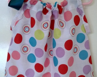 Clown print Pillowcase Dress