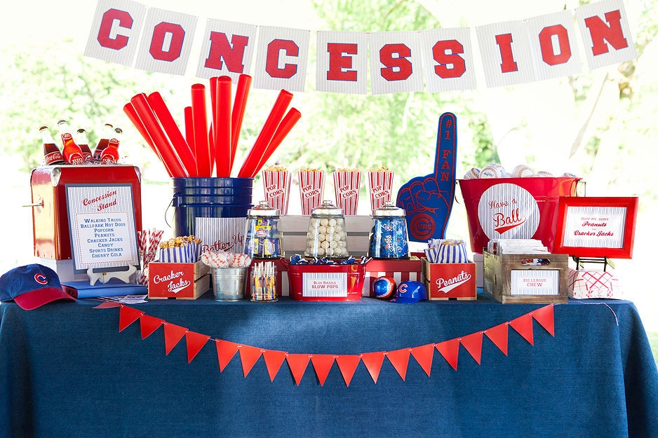 It's just an image of Refreshing Concession Stand Signs Printable