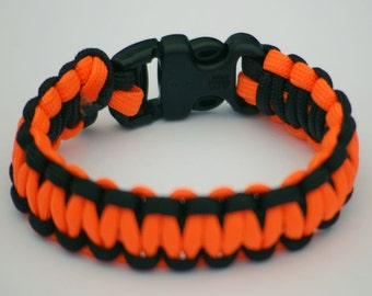 Dual Colour Paracord Wristband (Survival Wristband)