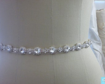 Silver Label Bridal Belt