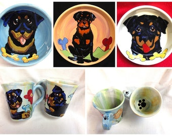 Rottweiler / Rottie Dog Items & Gifts