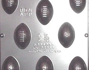 Football Assembly Chocolate Candy Mold 323