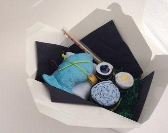 Mickey Baby Boy Sushi Baby Shower Gift