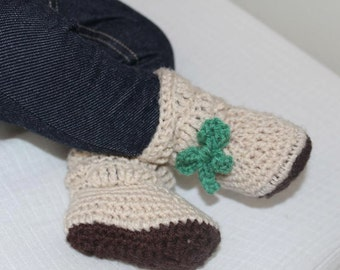 Baby Girl Slouch Boot Booties!