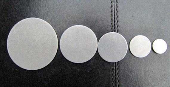 Aluminum Discs Round Blanks 1 3 4 1 1 4