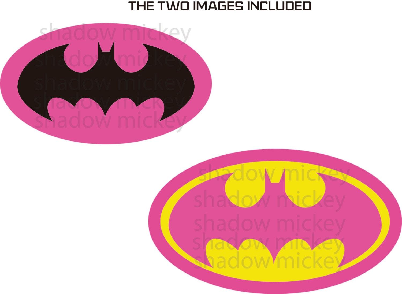 Batgirl logo printable - photo#21