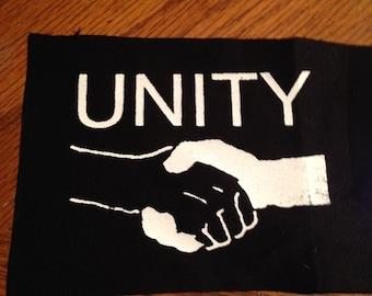 Unity Handshake Punk Patch