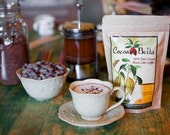 Cocoa Manna Brewed Cocoa--Healthy, Delicious, Paleo and Vegan Brewed Chocolate for Your French Press