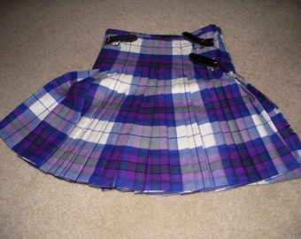Custom Hand Made Kilt