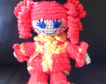 crochet LaLa Doll...