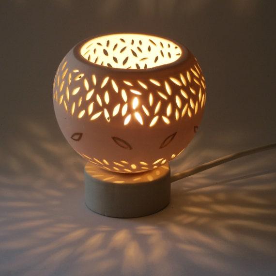 Items Similar To Small Table Light. Night Light Lamp