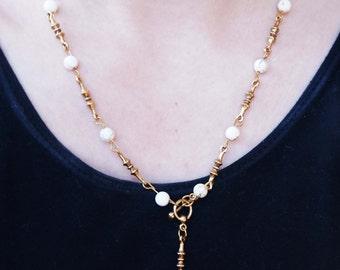 Sparkle (White) Necklace