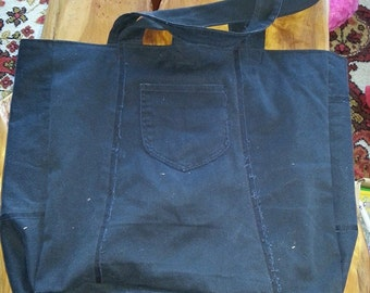 Lightweight Demin Tote Bag