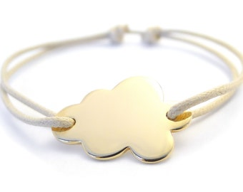 Custom bracelet cloud baby