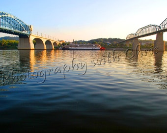 River View. Chattanooga Tennessee
