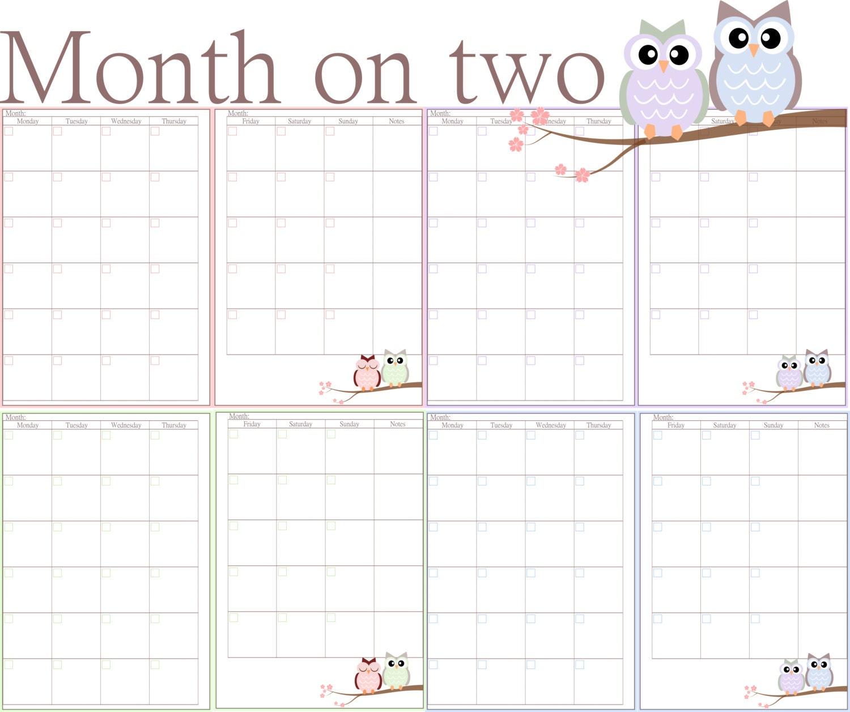 Printable 2015 calendar 4 month per autos post for 4 month calendar template 2015