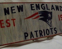 Unique new england patriots related items | Etsy