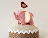 Baby Elephant Pincushion